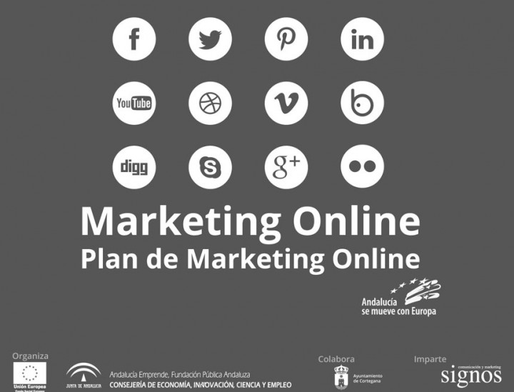 Curso Plan de Marketing Online